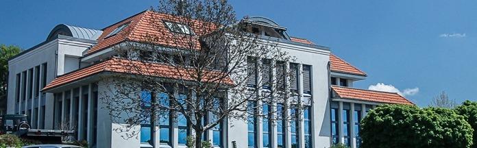 e. Luterbach AG: Hersteller Lackieranlagen, Pulverbeschichtungsanlagen - Firmensitz